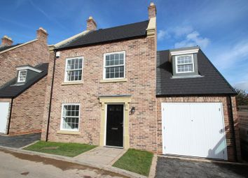 Thumbnail 4 bed detached house for sale in The Wentworth, Turnberry Drive, Trentham