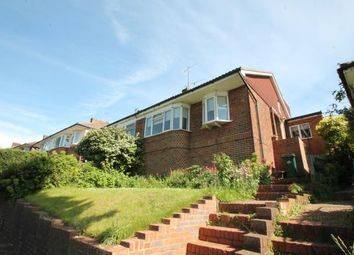 Thumbnail 3 bed bungalow for sale in Greenfield Crescent, Brighton, East Sussex