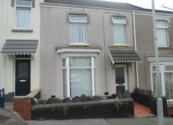 Thumbnail 3 bed terraced house for sale in Gwylym Street, Cwmdu, Swansea, City And County Of Swansea.