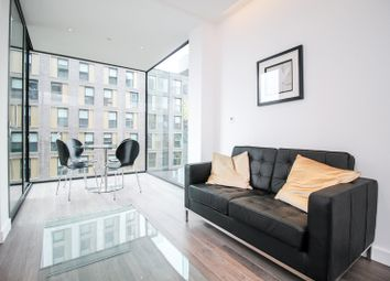 Thumbnail 1 bed flat for sale in Cashmere House, Goodman's Fields, Aldgate