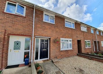 Thumbnail 2 bed terraced house for sale in Elmore Way, Tiverton