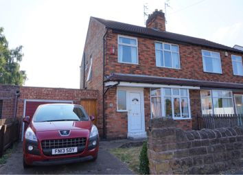 Thumbnail 3 bed semi-detached house for sale in Radford Bridge Road, Nottingham
