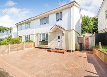 Thumbnail 3 bed semi-detached house for sale in Hatfields, Loughton, England United Kingdom