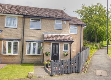 Thumbnail 4 bedroom end terrace house for sale in Hickling Court, Westerhope, Newcastle Upon Tyne