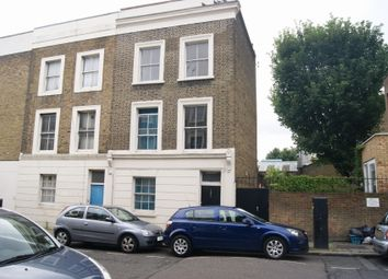 Thumbnail 5 bedroom flat to rent in Greenland Road, Camden, London