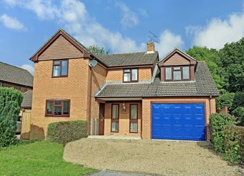Thumbnail 4 bed detached house to rent in Merrick Way, Chandler's Ford, Eastleigh