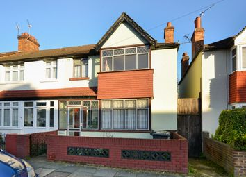 Thumbnail 3 bedroom end terrace house for sale in Ladycroft Road, London