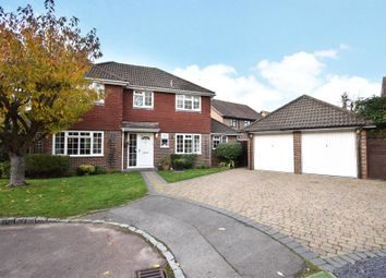 4 bed detached house for sale in Marjoram Close, Farnborough, Hampshire GU14