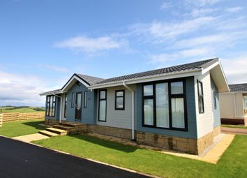 Thumbnail 2 bed mobile/park home for sale in Heather Bank Park, Shillford, East Renfrewshire