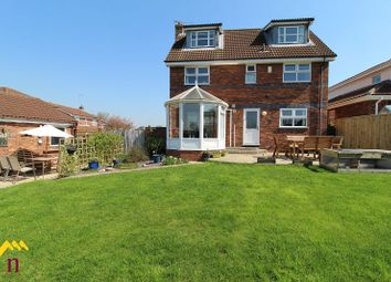 Thumbnail 5 bed detached house for sale in Canada Drive, Cherry Burton