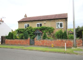 Thumbnail 3 bed detached house for sale in Ludford Road, Binbrook, Market Rasen