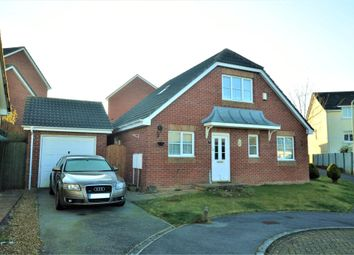 Thumbnail 3 bed detached bungalow for sale in Howard Close, Okehampton, Devon