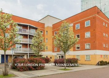 Thumbnail 1 bed flat to rent in Bruford Court, London