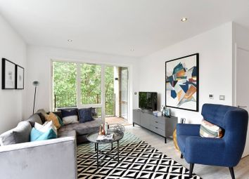 Thumbnail 2 bed flat for sale in Quadra, London Fields, London