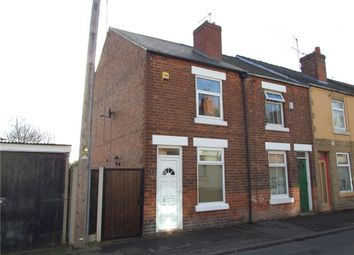 Thumbnail 2 bed end terrace house for sale in Reader Street, Spondon, Derby