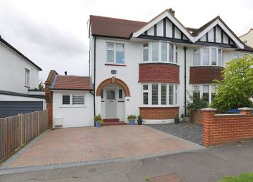 Thumbnail 4 bed semi-detached house for sale in Herne Road, Surbiton