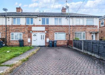 Thumbnail 2 bed terraced house for sale in Dolphin Lane, Acocks Green, Birmingham