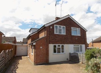 Thumbnail 2 bedroom semi-detached house to rent in Lodge Close, Northampton