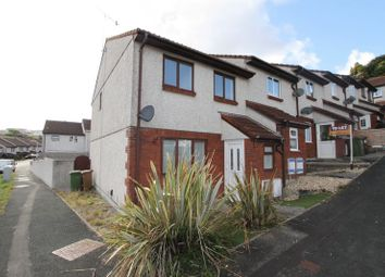 Thumbnail 3 bed terraced house to rent in Coombe Way, Kings Tamerton, Plymouth