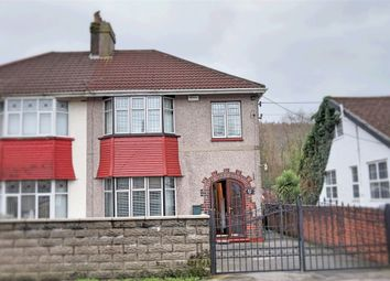 Thumbnail 3 bed semi-detached house for sale in Park Avenue, Glynneath, Neath, West Glamorgan