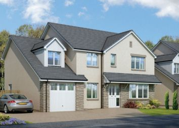Thumbnail 5 bed detached house for sale in Oakley Road, Saline, Dunfermline