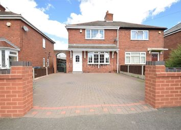 Thumbnail 3 bedroom semi-detached house to rent in Allerton Lane, West Bromwich, West Midlands