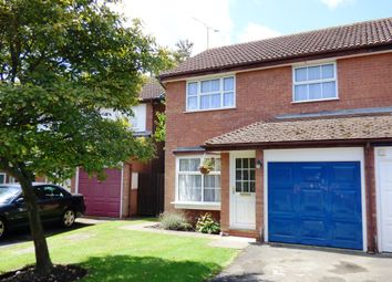 Thumbnail 3 bedroom semi-detached house for sale in Nimrod Close, Woodley