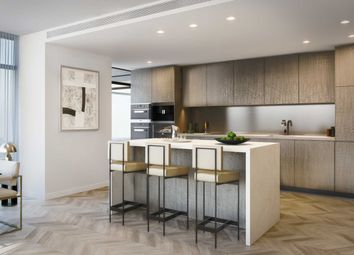 Thumbnail 3 bed flat for sale in Principal Tower, Worship Place, Shoreditch
