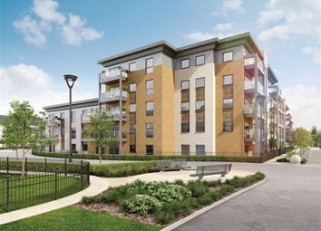 Thumbnail 1 bed flat to rent in Spring Promenade, West Drayton