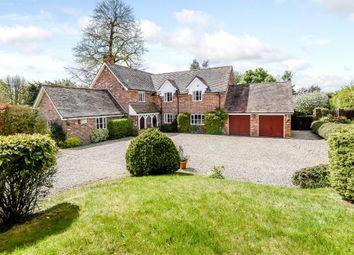 Thumbnail 5 bed detached house for sale in Donnington Park, Donnington, Newbury