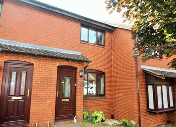 Thumbnail 2 bed terraced house for sale in Ilex Close, Exeter
