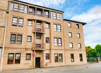 Thumbnail 1 bed flat for sale in Govan Road, Govan