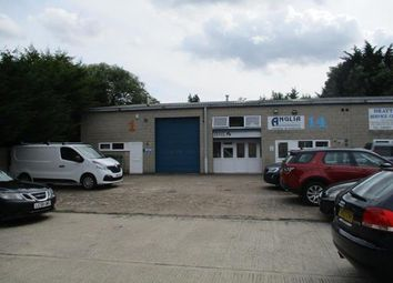 Thumbnail Light industrial for sale in 14/15 Drayton Road, Drayton Industrial Park, Norwich