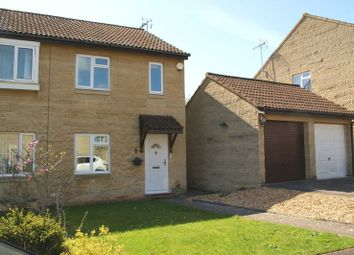 Thumbnail 3 bedroom semi-detached house for sale in Frankland Close, Bath