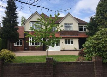 Thumbnail 7 bed detached house for sale in Croftdown Road, Harborne, Birmingham