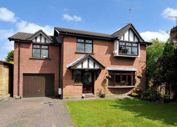 Thumbnail 4 bed detached house for sale in Brooklands Grange, Dunmurry, Belfast