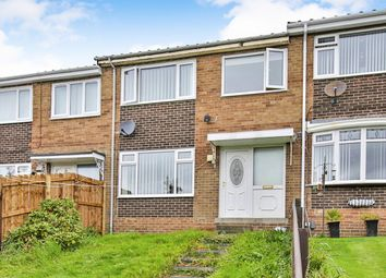 Thumbnail 3 bed terraced house for sale in Coates Close, Stanley