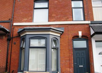 Thumbnail 7 bed terraced house to rent in Park Street, Bolton
