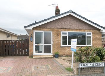 Thumbnail 2 bed bungalow for sale in Graham Drive, Rhyl