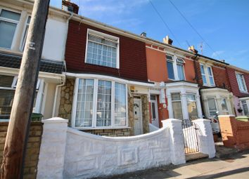 Thumbnail 3 bedroom terraced house for sale in New Road East, Portsmouth