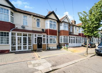 Thumbnail 5 bedroom terraced house for sale in St. Lukes Avenue, Ilford