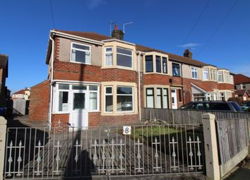Thumbnail 3 bed end terrace house for sale in Kenilworth Place, Fleetwood