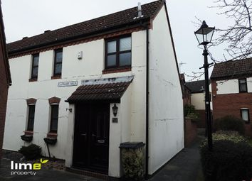 Thumbnail 2 bed end terrace house to rent in Captains Walk, Hull Marina, Hull