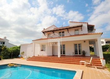 Thumbnail 4 bed villa for sale in Salgar, San Luis, Balearic Islands, Spain