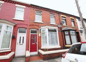 Thumbnail 2 bed terraced house for sale in Mcbride Street, Garston, Liverpool