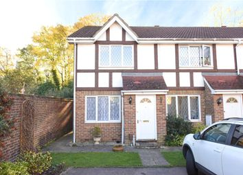 Danesfield Close, Walton-On-Thames, Surrey KT12. 2 bed end terrace house for sale