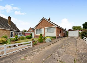 Thumbnail 2 bed detached bungalow for sale in Veronica Drive, Carlton, Nottingham