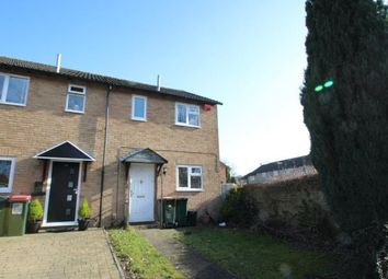 Thumbnail 3 bed end terrace house for sale in Fulham Close, Broadfield, Crawley, West Sussex