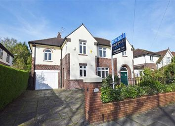 Thumbnail 5 bedroom detached house for sale in Gibwood Road, Northenden, Manchester