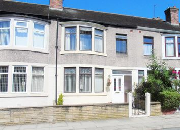 Thumbnail 3 bed terraced house for sale in Worcester Drive, Liverpool